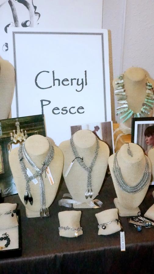According To Q - Cheryl Pesce